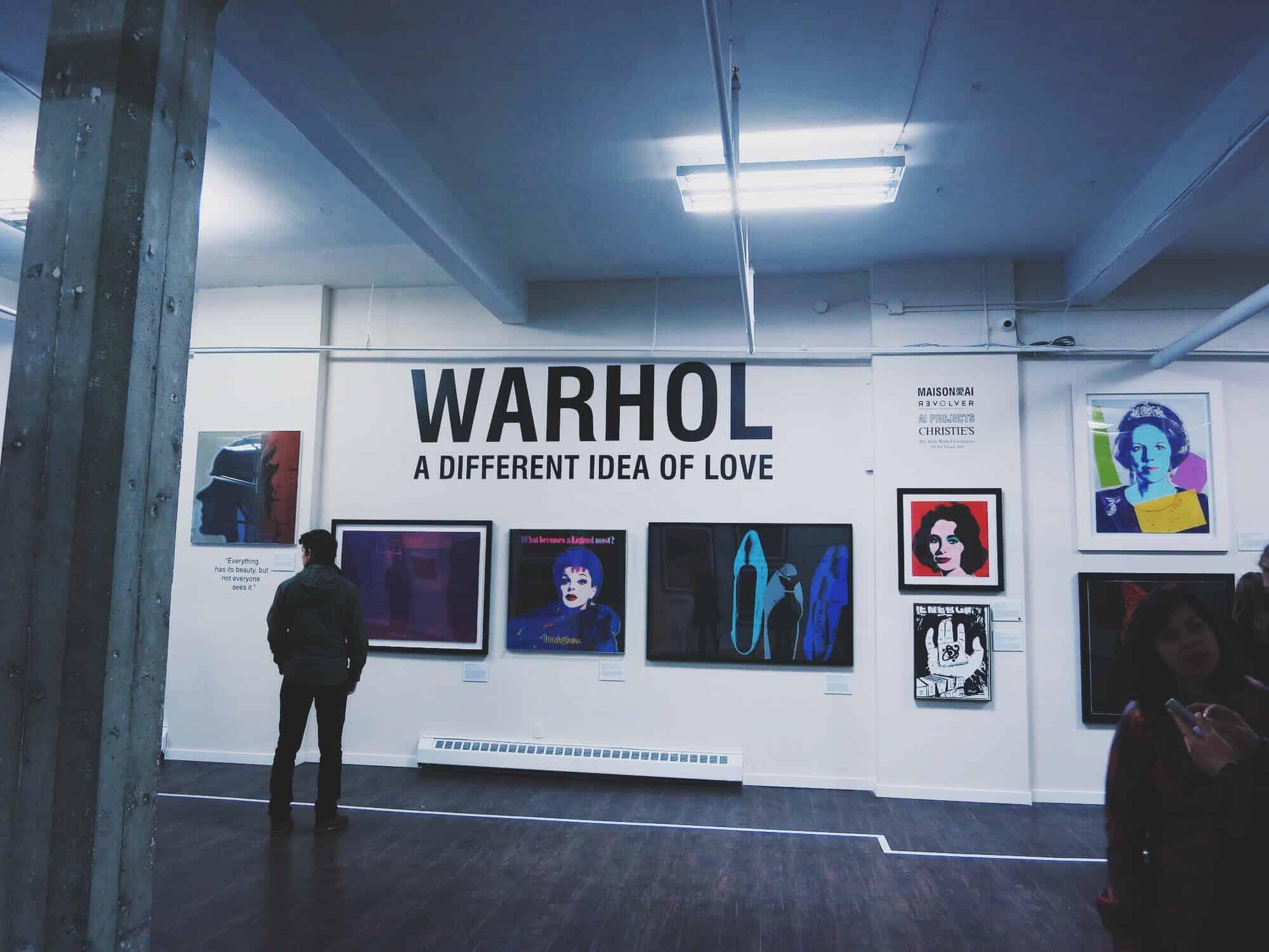 #VanWarhol