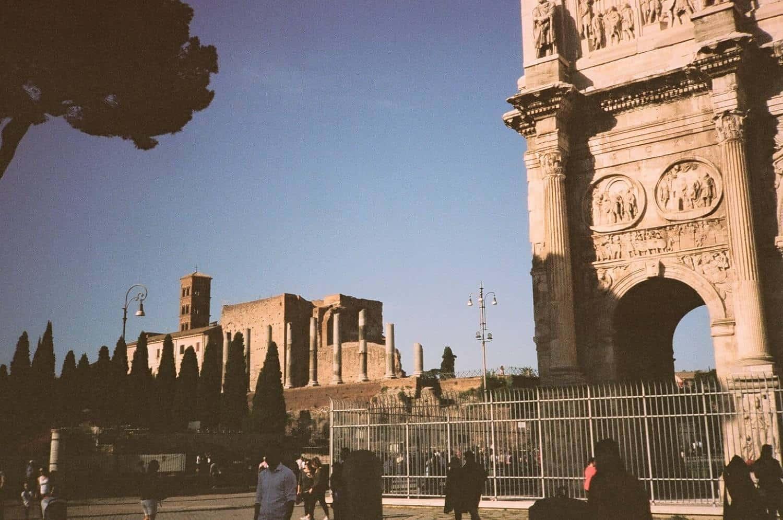 Rome on Film